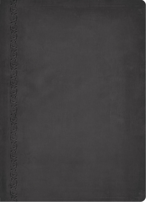 NASB Macarthur Study Bible Leatherlook Black