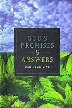 Gods Promises And Answers For Your Life
