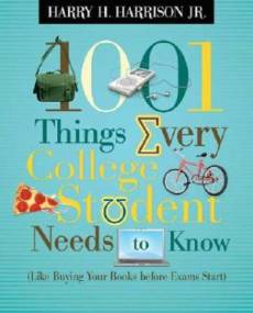 1001 Things Every College Student Needs