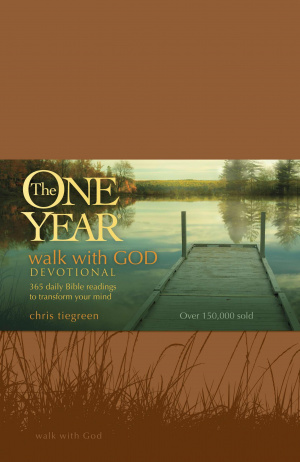 One Year Walk With God Devotional Lthlik