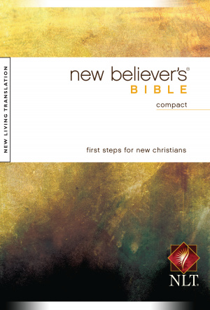 NLT New Believer's Compact Bible: Paperback