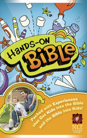 NLT Hands On Bible