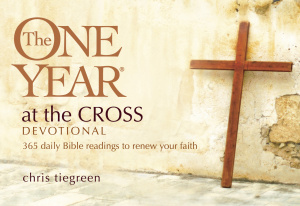 One Year At The Cross Devotional The Pb