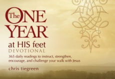 One Year At His Feet Devotional The Pb