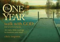 One Year Walk With God Devotional The Pb