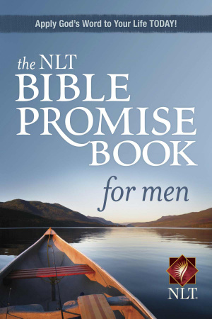 The NLT Bible Promise Book for Men