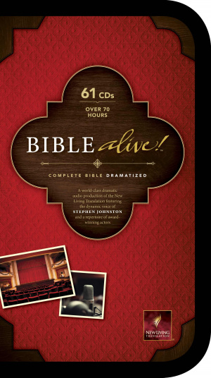 NLT Bible Alive CD
