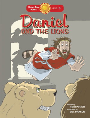 Daniel And The Lions Pb