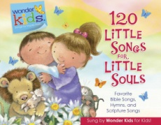 120 Little Songs For Little Souls Audio