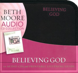 Believing God Audio 10 CD set