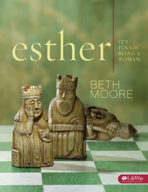 Esther Its Tough Being a Woman Member Book