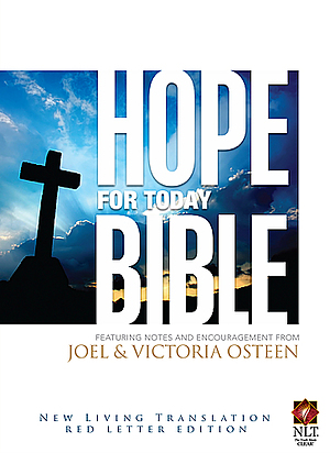 NLT Hope For Today Bible: Hardback, Special Edition