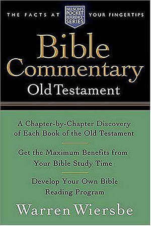 Pocket Old Testament Bible Commentary