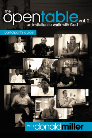 Open Table An Invitation To Walk With Pb