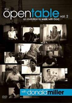 Open Table An Invitation To Walk Wit Dvd