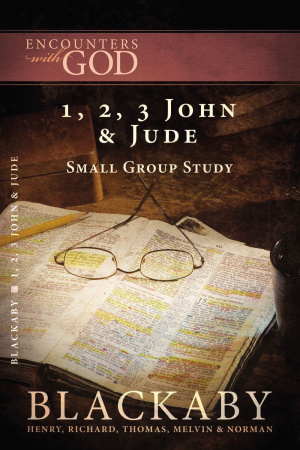 Encounters with God: 1 2 & 3 John & Jude