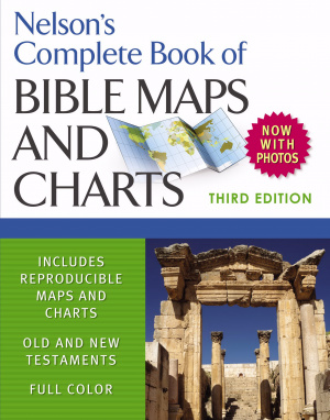 Complete Book Of Bible Maps And Charts 3