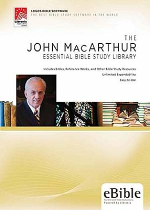 John MacArthur Essential Bible Study Library