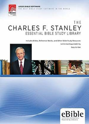 Charles F. Stanley Essential Bible Study Library