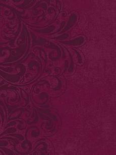 NKJV Study Bible: Cranberry, Leather-look