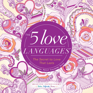 5 Love Languages Colouring Book