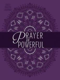 Prayer is Powerful Journal