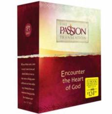 Passion Translation - Encounter the Heart of God (12 Vols)
