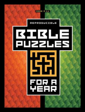 Bible Puzzles for a Year