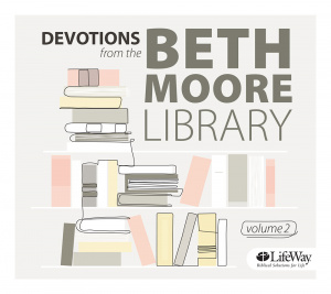Devotions from the Beth Moore Library vol.2 - CD