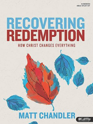 Recovering Redemption Member Book