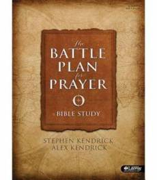The Battle Plan for Prayer - Leader Kit