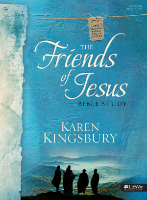 The Friends of Jesus Bible Study Book