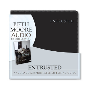 Entrusted Audio CD Set: Study of 2 Timothy
