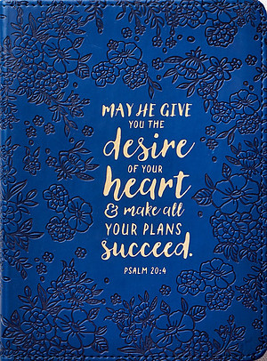 May He Give You the Desires of Your Heart Journal