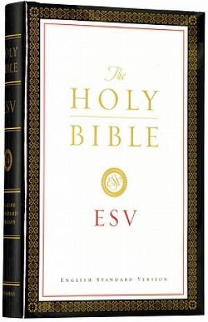 ESV Bible - New Classic Reference, hardback