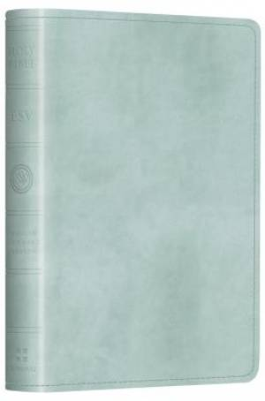ESV Pocket New Testament with Psalms and Proverbs: Blue, Imitation Leather
