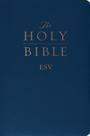 ESV Gift and Award Bible (Blue)