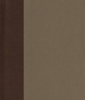 ESV Journaling Bible: Brown, Cloth over Board, Timeless