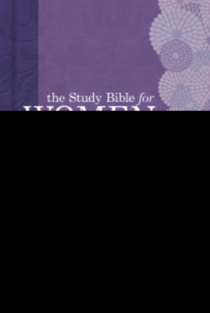 Study Bible for Women, NKJV Personal Size Edition Hardcover