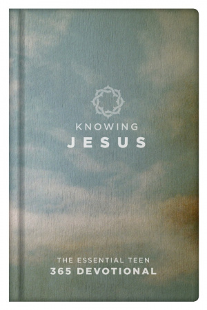 Knowing Jesus The Essential Teen 365 Devotional Boys