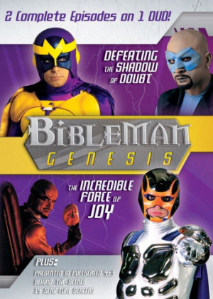 Bibleman Genesis Vol 2 Defeating The Sha