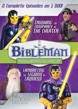 Bibleman Powersource Vol 9 Crushing The Cheater