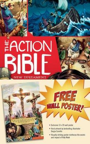 The Action Bible: New Testament
