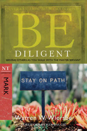 Be Diligent: Mark