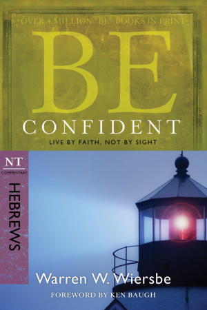 Be Confident Hebrews