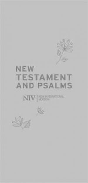 NIV Diary New Testament and Psalms