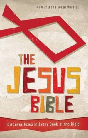 NIV The Jesus Bible