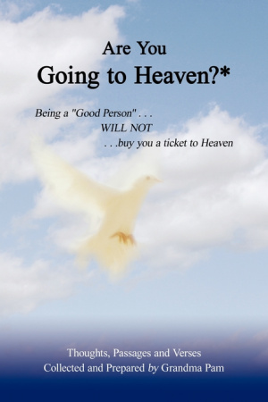 Are You Going to Heaven?*: Being a Good Person . . ..Will Not. . . Buy You a Ticket to Heaven