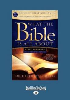 What the Bible is All About Handbook-Revised-NIV Edition- Large Print pt16