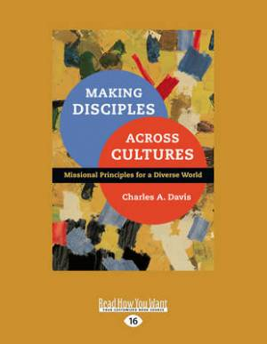 Making Disciples Across Cultures
